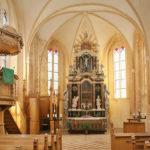 Kirche Gressow, Innenraum